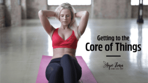 Getting to the Core of Things Hope Zvara