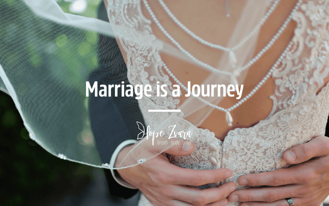 Marriage is a Journey