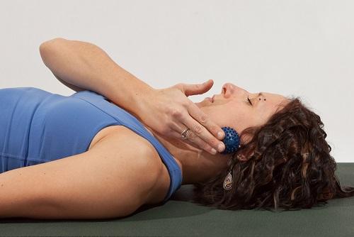 Roller Ball Facial Massage