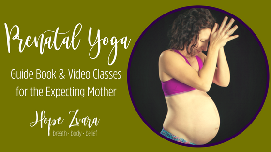 Prenatal Yoga Video Online Studio