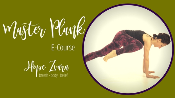Master Plank Poses Online Video Course