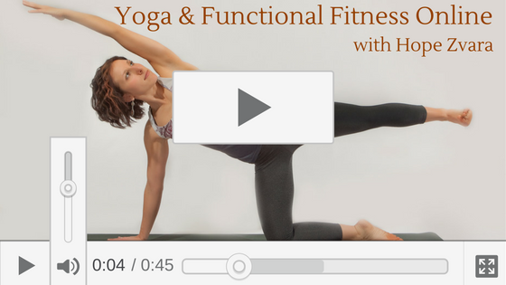 Online Yoga and Mindful Movement Studio