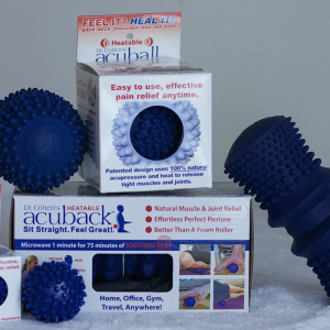 acuBall & acuBack Self-Care Tool Kit