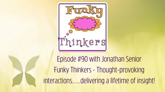 FUnky Thinkers: Hope Zvara - A yoga teacher targeting truck drivers.
