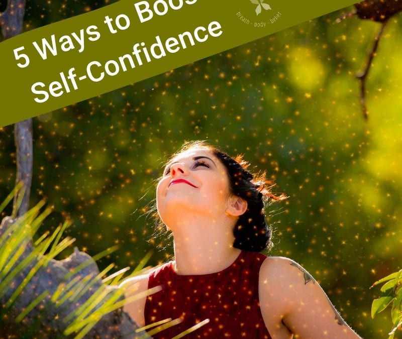 Self-Confidence Blog Hope Zvara
