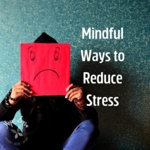 Stress Reduction Blog Post