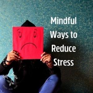 Stress Reduction Blog Post