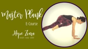 Master Plank Course Hope Zvara