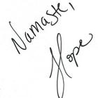 Hope Zvara Signature