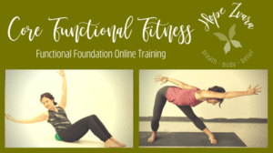 Core Functional Fitness Hope Zvara