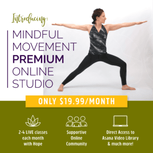 Mindful Movement Premium Online Studio