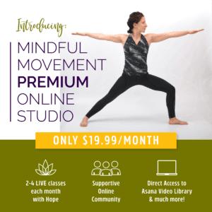 Mindful Movement Premium Online Studio