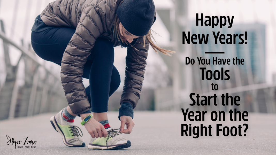 Happy New Year! Do You Have the Tools to Start the Year Off Right?