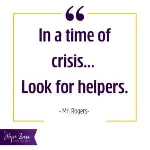 Mr. Rogers Quote Hope Zvara Blog