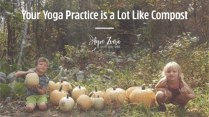 Yoga Practice Like Compost