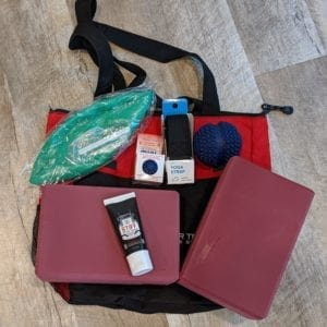 Deluxe Yoga Tool Kit Hope Zvara