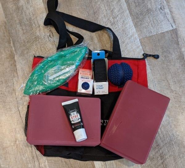 Deluxe Yoga Tool Kit Hope Zvara