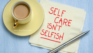 Self-care blog hope zvara